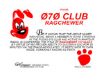 Ragchewers 3/30